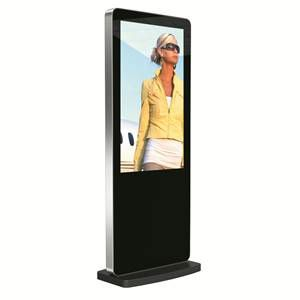 "55"" Android Freestanding Digital Poster"