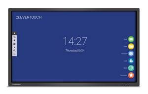 Clevertouch | V Series 86""