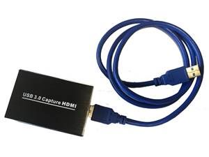 HDMI to USB3.0 Video Capture Dongle