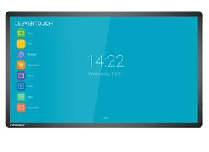"Clevertouch | Plus Series 86"" HP"