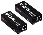 180m VGA over CAT5e Extender Kit