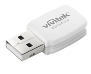 Vivitek QW-WiFi2.0 wifi dongle (for selected Vivitek units)